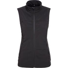 axant Alps Softshell bodywarmer Dames zwart